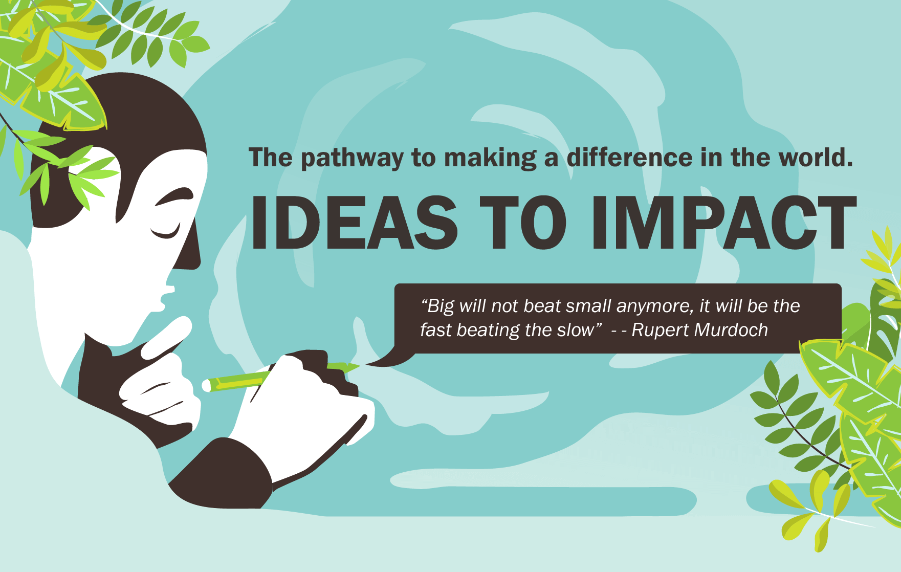 Infographic|綠色和平組織 IDEAS TO IMPACT